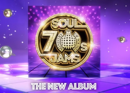 70s Soul Jams - The Album