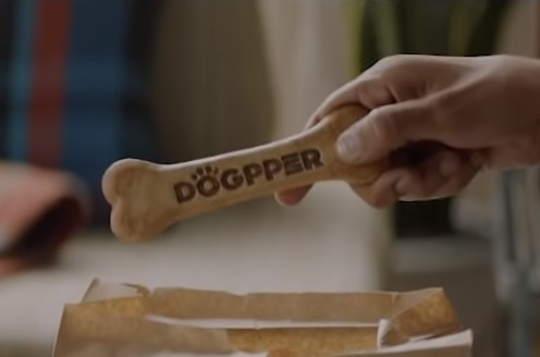 Burger King Dogs Commercial