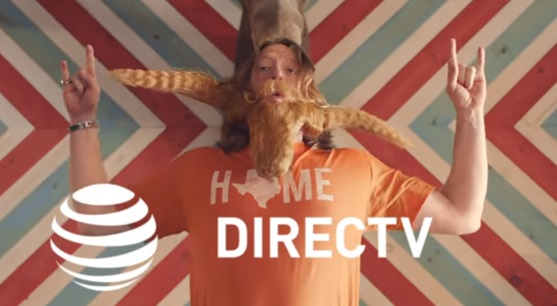 DIRECTV College Football Commercial Actor