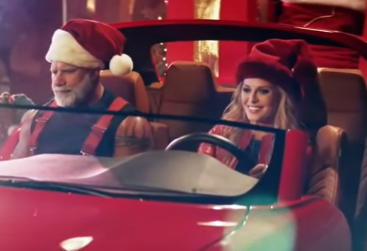 Dodge Santa Claus Commercial