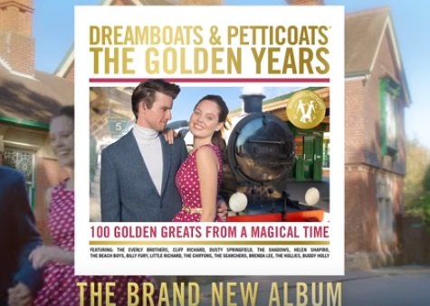 Dreamboats & Petticoats - The Golden Years Album