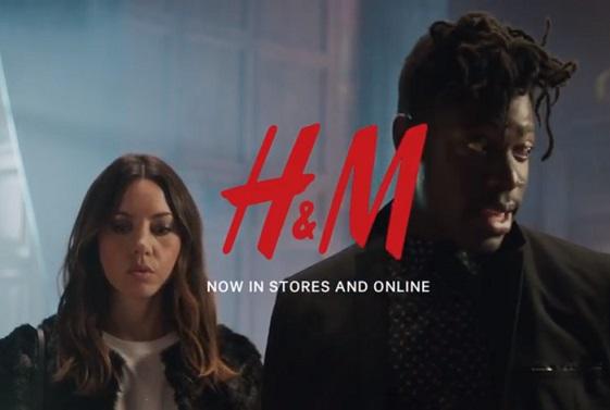 H&M Commercial - Aubrey Plaza & Adonis Bosso