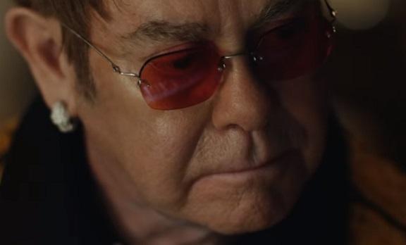 John Lewis Christmas Advert - Elton John