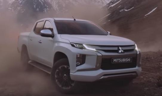 2019 Mitsubishi Triton Commercial