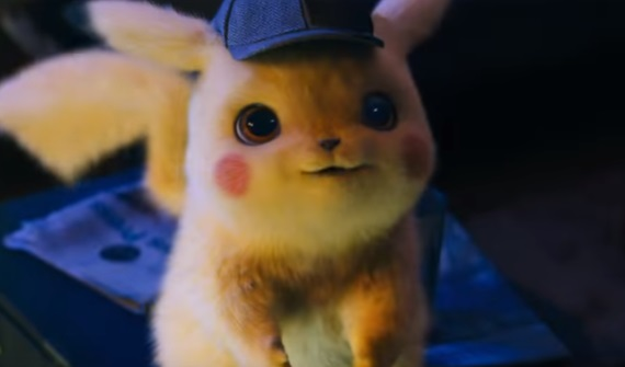 Pokémon: Detective Pikachu (2019 Movie Trailer)