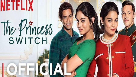 The Princess Switch (Trailer Netflix)