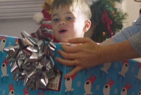Walmart Christmas Commercial