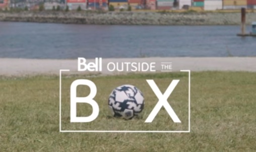 Bell Outside the Box Commercial