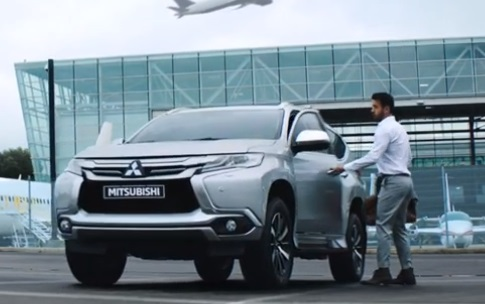 Mitsubishi Pajero and Montero Commercial