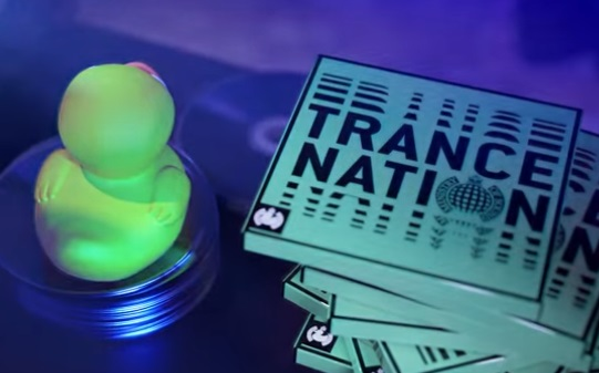 Trance Nation Album