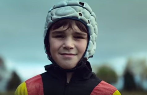 Vodafone Ireland Advert - Irish Rugby Players