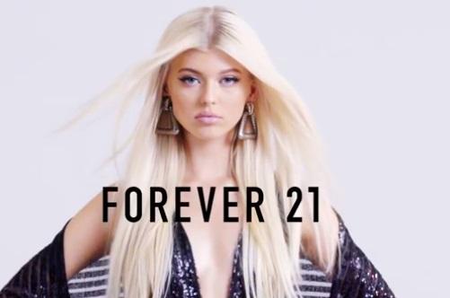 Forever 21 Commercial - Loren Gray