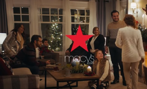 Macy's Christmas Commercial