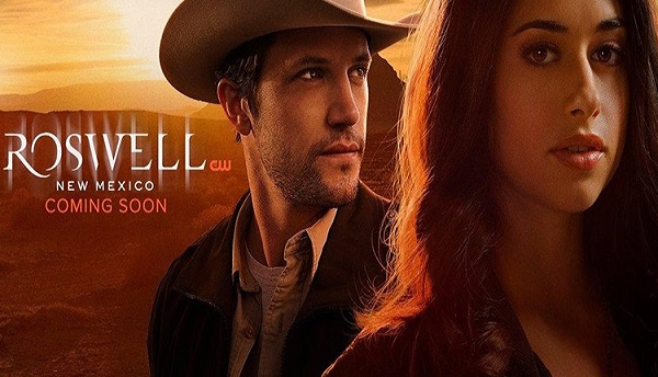 Roswell, New Mexico (Trailer The CW)