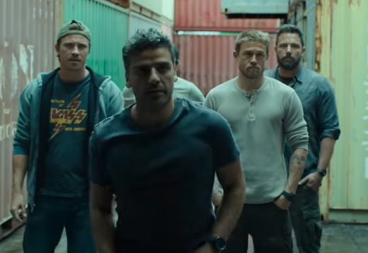 Triple Frontier (2019 Movie Trailer)