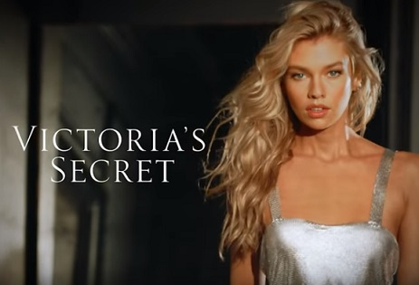 Victoria's Secret Commercial - Stella Maxwell