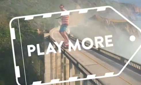 Virgin Holidays Play More Spend Less Advert