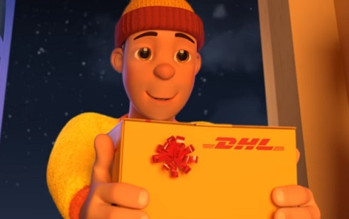 DHL Christmas Commercial