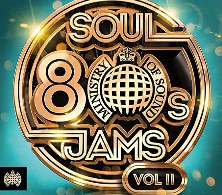 80S Soul Jams Vol. II - The Album
