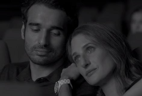 Chanel J12 Watch Commercial - Feat. French Actress Camille Cottin
