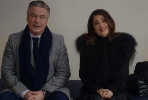 Drunk Parents (2019 Movie Trailer) - Alec Baldwin and Salma Hayek
