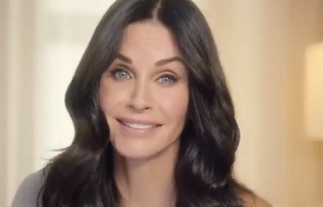 L'Oréal Paris Commercial - Courteney Cox