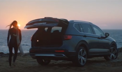 SEAT Tarraco TV Advert