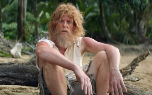 H-E-B Castaway Commercial - Man on Deserted Island
