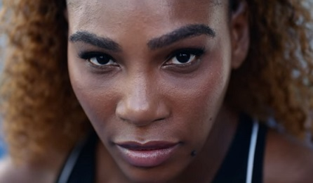 AXA Serena Williams Commercial