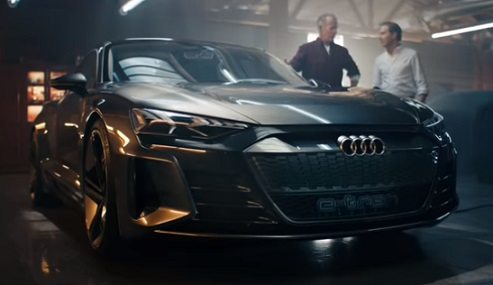 Audi e-tron Super Bowl Commercial