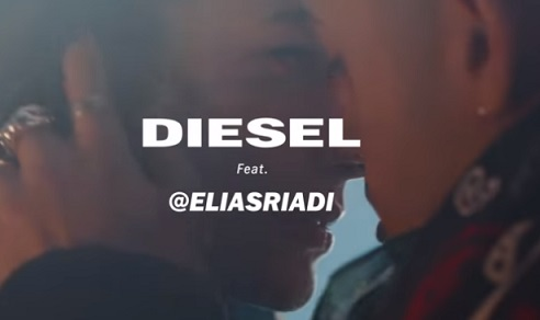 Diesel Influencers Take Too Long to Undress Commercial - Feat. Elias Riadi