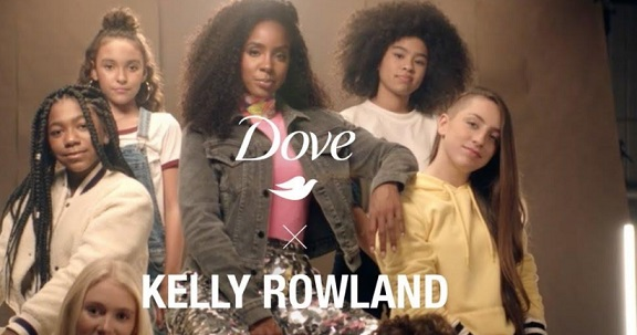 Dove Kelly Rowland Commercial