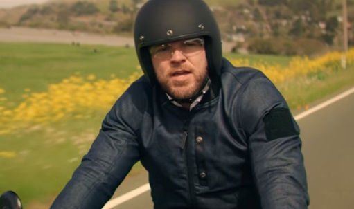 GEICO Commercial - Groom on Motorcycle