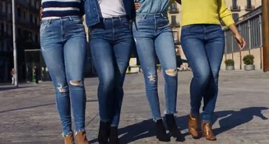 H&M Denim Embrace Jeans Commercial