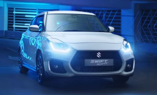 Suzuki Swift TV Advert