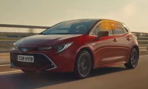 Toyota Corolla Hybrid Advert Song Move Ahead