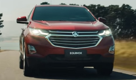 Holden Equinox Commercial