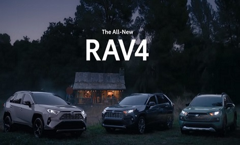 Toyota Rav4 Commercial Song Friends Trying Spicy Dishes