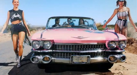 Boohoo Commercial - Girls in Pink Cadillac
