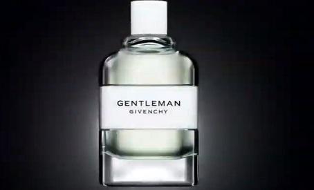 Givenchy Gentleman Cologne Bottle