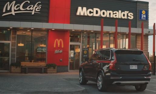 McCafé Commercial