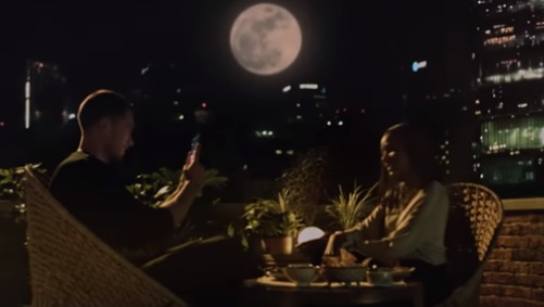 OPPO F11 Pro Commercial - Full Moon