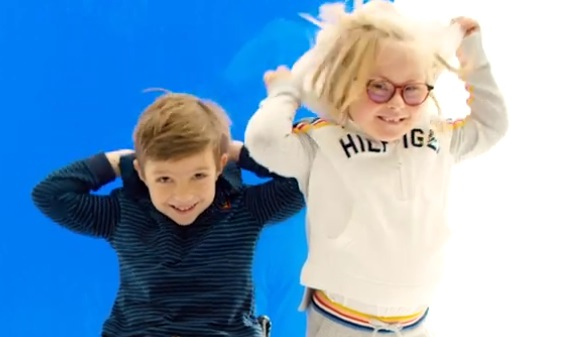 Tommy Hilfiger Adaptive Commercial Kids