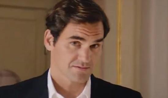 Barilla Roger Federer Commercial