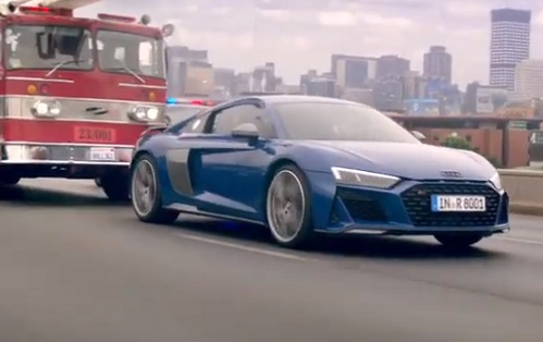 Audi R8 TV Advert