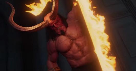 Hellboy (2019 MovieTrailer)