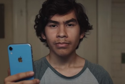 Apple iPhone Privacy Commercial - Boy with Mustache