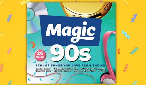 Magic 90s - The Album