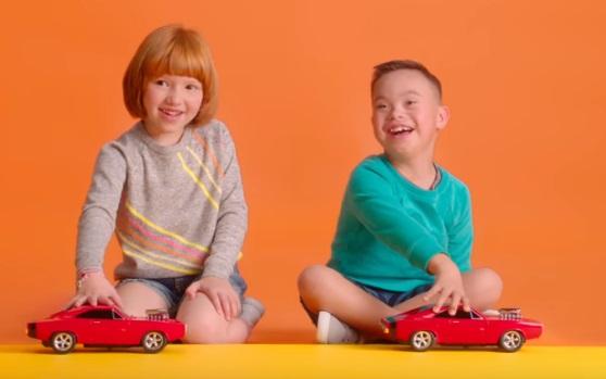 Target Spring Commercial Kids