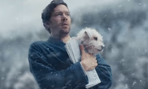 Audi e-tron Electric Commercial - Man with Newspaper and Dog